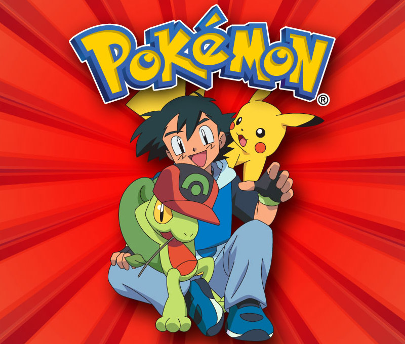 Imagen de los dibujos de Pokemon